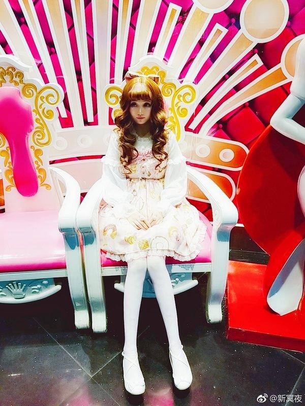 是Luna Lucifer以「Angelic pretty」为主题投稿的照片(2020/05/14)