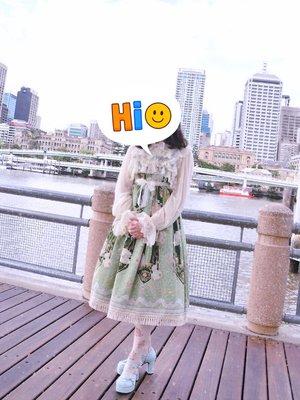 Rika_go🐬の「Tea time Nostalgia」をテーマにしたコーディネート(2017/06/09)