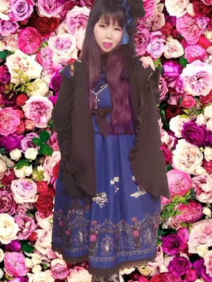 mel(める)'s 「Gothic Lolita」themed photo (2020/05/24)