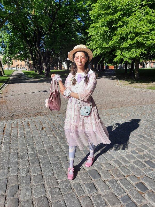 Fortune Tea Lady's 「Lolita」themed photo (2020/05/31)