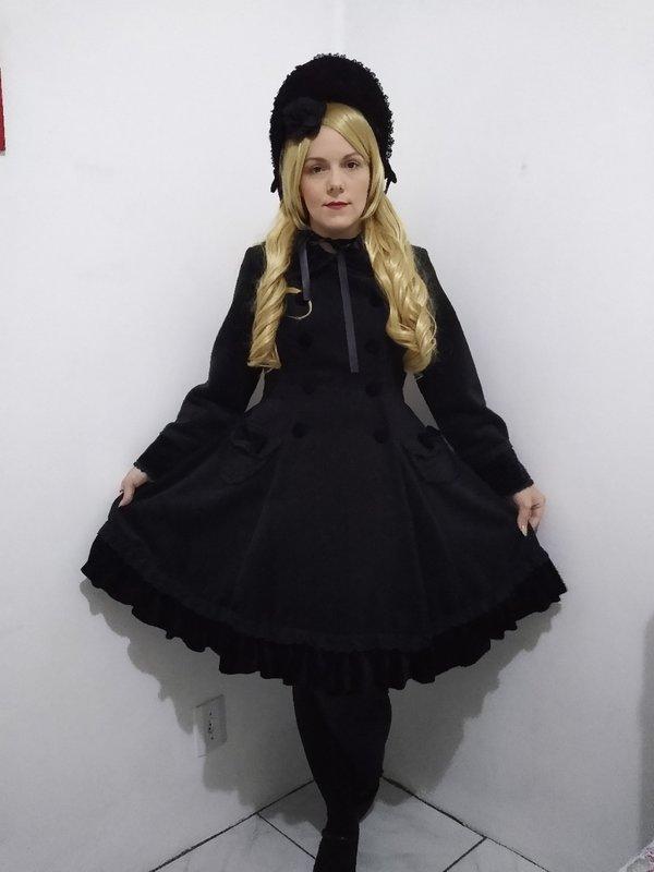 Sariana's 「Lolita」themed photo (2020/06/03)