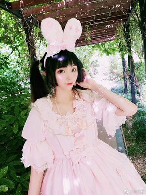 Luna Lucifer's 「Angelic pretty」themed photo (2020/06/08)