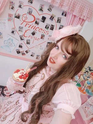 Lina Nekolita's 「Lolita」themed photo (2020/06/15)
