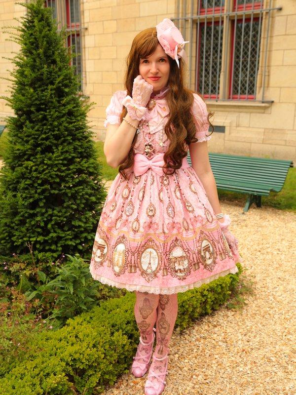 Lina Nekolitaの「Lolita」をテーマにしたコーディネート(2020/06/19)