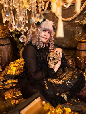 Kalilo Cat's 「Lolita fashion」themed photo (2020/06/24)
