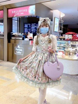 是倖田兔子以「Lolita」为主题投稿的照片(2020/06/28)