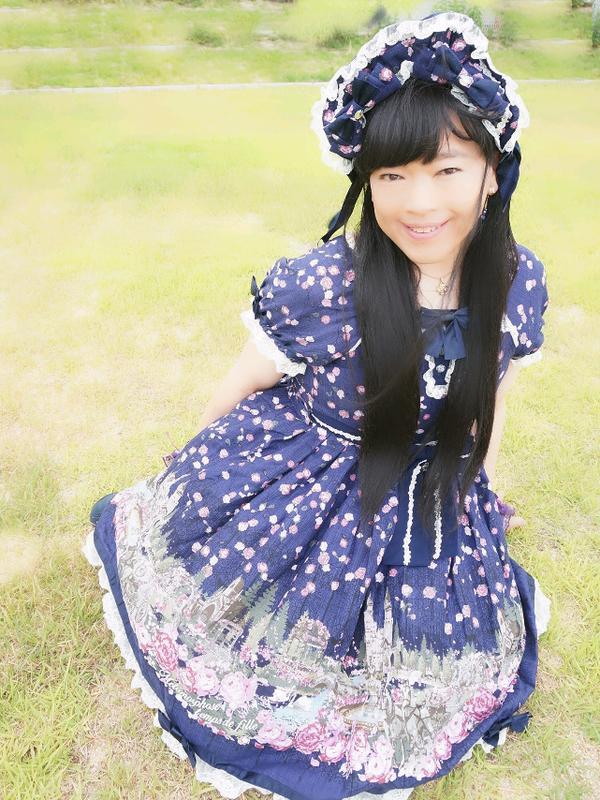 ゆみの「Lolita」をテーマにしたコーディネート(2020/07/04)