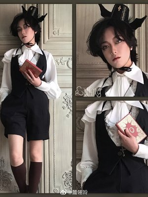 麓翎昤の「Gothic Lolita」をテーマにしたコーディネート(2020/07/11)