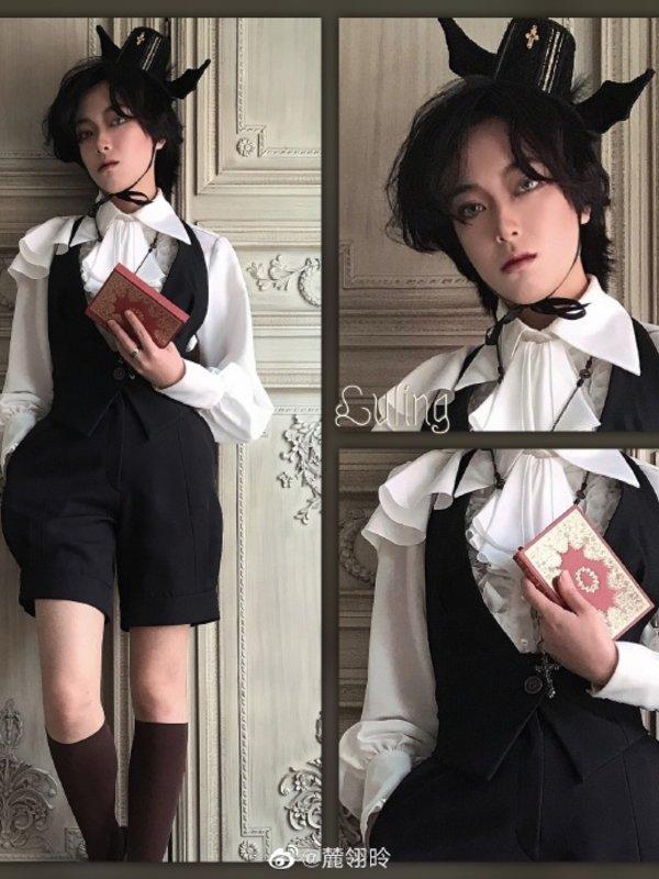 麓翎昤's 「Gothic Lolita」themed photo (2020/07/11)