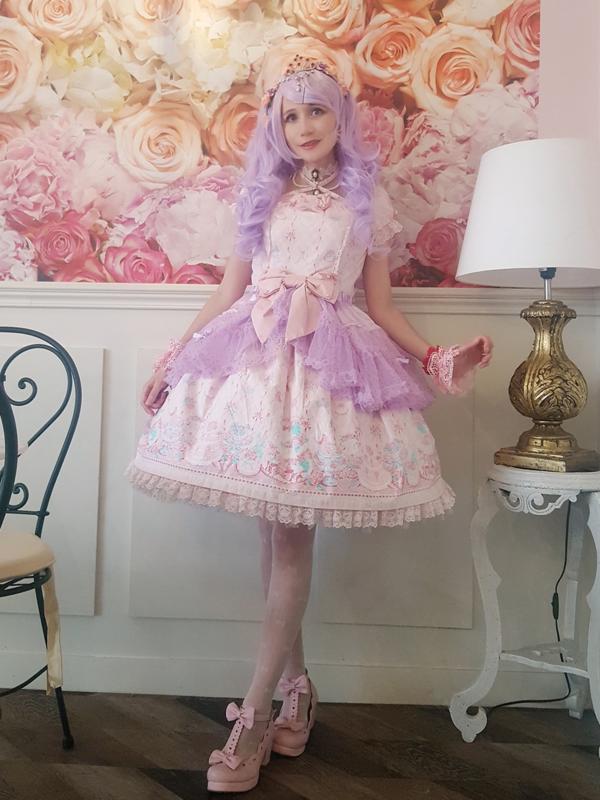 是Mew Fairydoll以「Lolita fashion」为主题投稿的照片(2020/07/28)