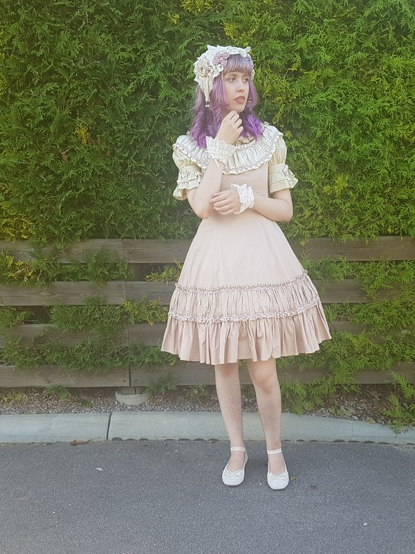Sophia Magdalene's 「Classic Lolita」themed photo (2020/08/14)