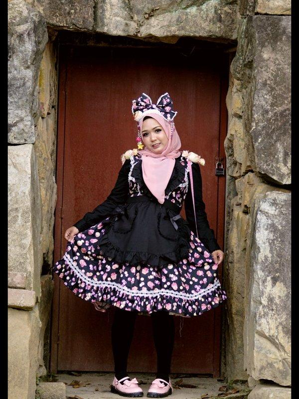 luluechah's 「Lolita」themed photo (2020/08/25)
