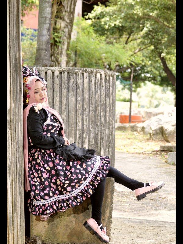 是luluechah以「Lolita fashion」为主题投稿的照片(2020/08/25)