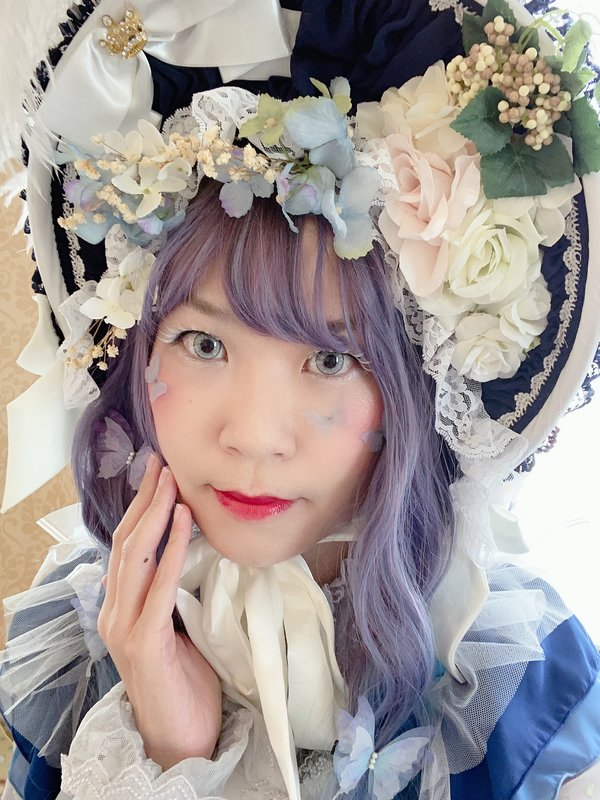 是倖田兔子以「Lolita」为主题投稿的照片(2020/08/30)