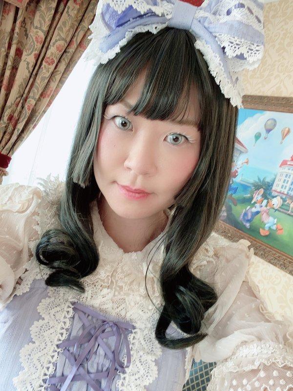倖田兔子の「Lolita」をテーマにしたコーディネート(2020/08/30)