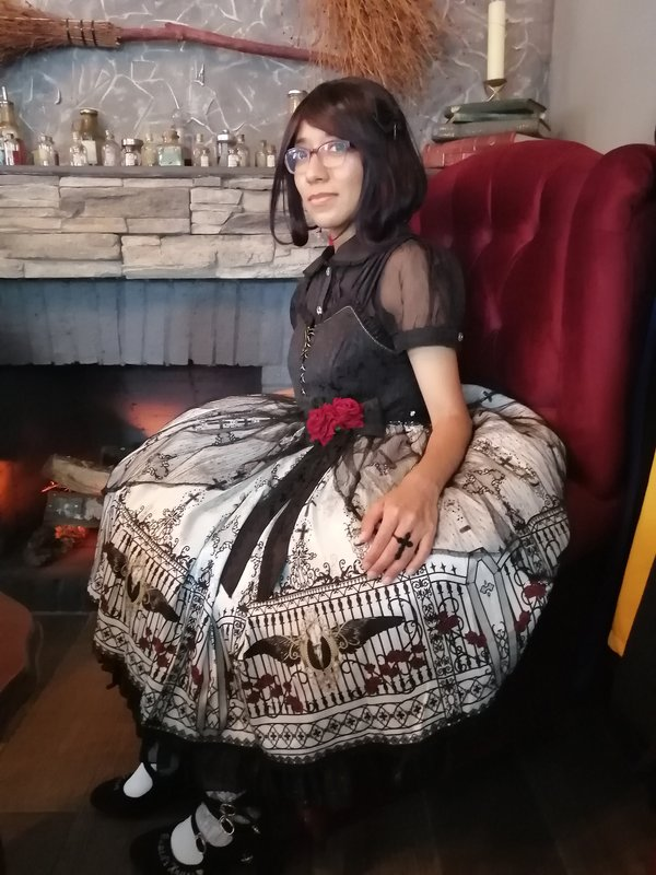 Lizbeth ushinekiの「Lolita」をテーマにしたコーディネート(2020/09/12)