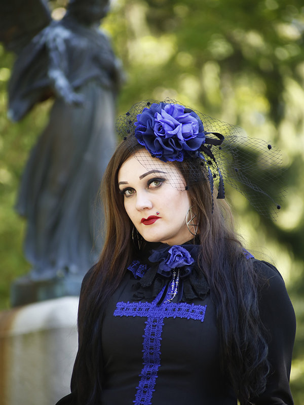 Marjo Laineの「Gothic Lolita」をテーマにしたコーディネート(2020/09/12)