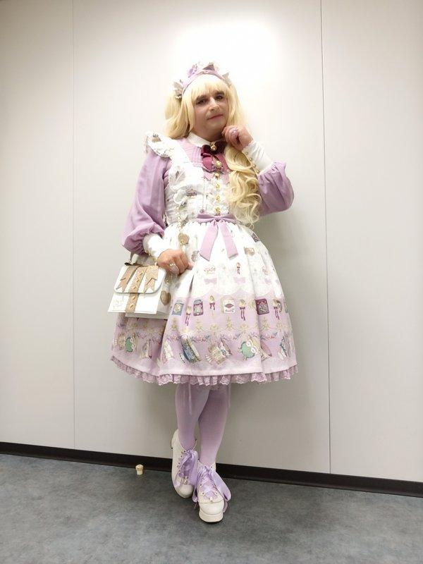 是Anaïsse以「Lolita」为主题投稿的照片(2020/10/27)