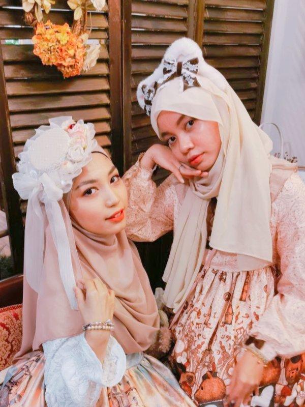 Chihaya Bibiの「Lolita fashion」をテーマにしたコーディネート(2020/12/18)