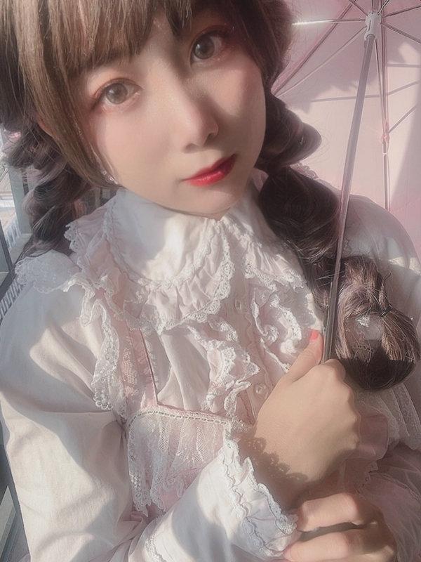 顶风作案叭の「Lolita」をテーマにしたコーディネート(2020/12/23)