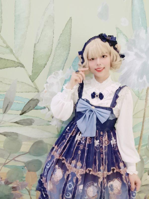 是Zora以「Lolita」为主题投稿的照片(2021/03/05)
