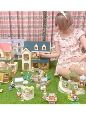 Charlotteの「Emily temple cute」をテーマにしたコーディネート(2020/12/18)