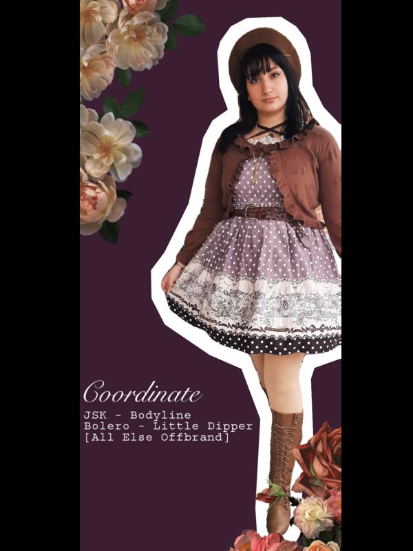 MoriMademoiselle's 「Lolita」themed photo (2021/04/05)