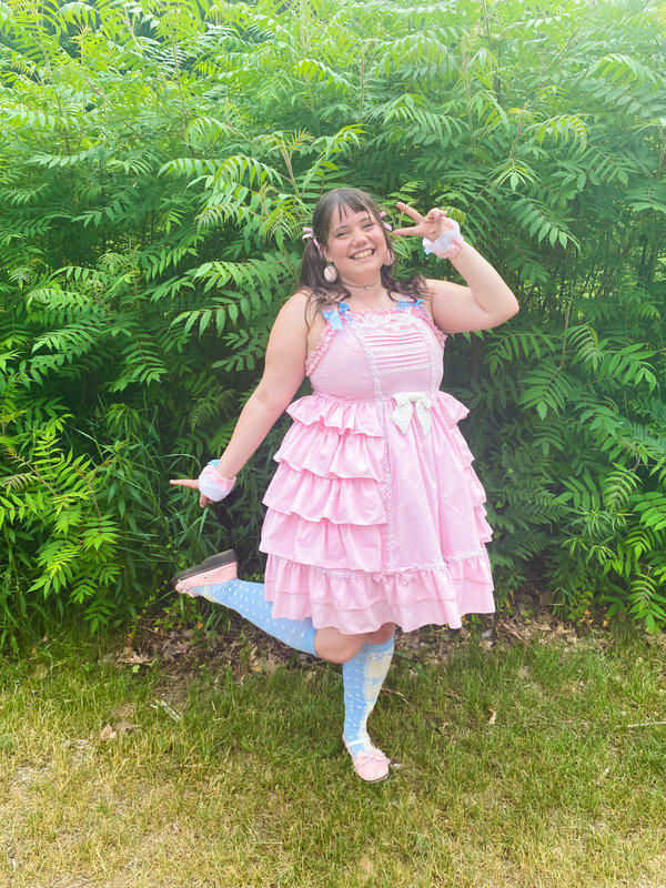 lilianarowenaの「Sweet lolita」をテーマにしたコーディネート(2021/06/16)