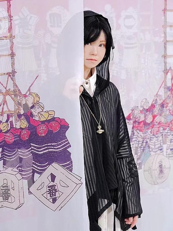 Yushitekiの「Lolita fashion」をテーマにしたコーディネート(2021/07/10)