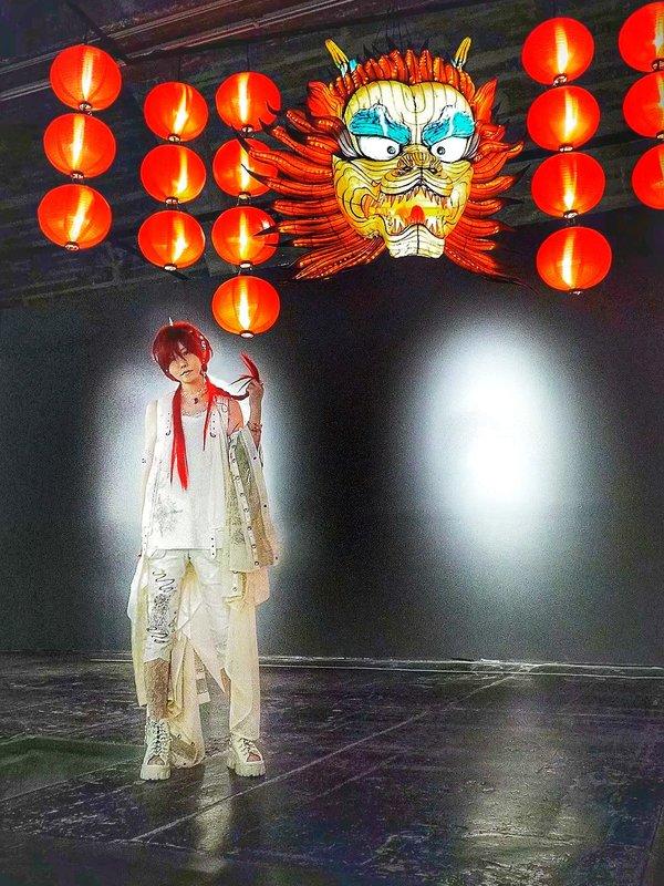 Yushiteki's 「Lolita fashion」themed photo (2021/07/10)