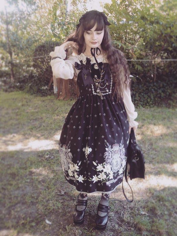 Luneの「Lolita」をテーマにしたコーディネート(2021/09/02)