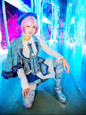 Yushiteki's 「Lolita」themed photo (2021/09/15)