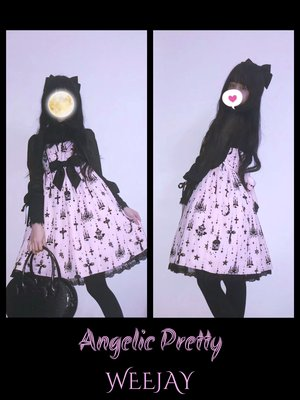 WeeJay_V_みく♡'s 「AngelicPretty」themed photo (2017/06/12)