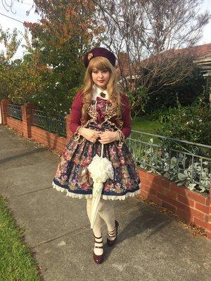 Euphloriaa's 「Angelic pretty」themed photo (2017/06/12)