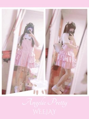WeeJay_V_みく♡'s 「AngelicPretty」themed photo (2017/06/13)