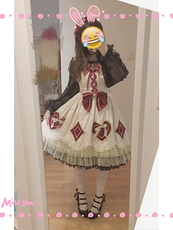 yiiii's 「baby 星空爱丽丝」themed photo (2017/06/13)