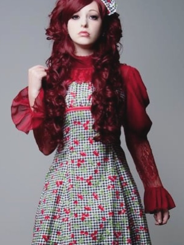 是Amara以「Lolita」为主题投稿的照片(2016/07/15)