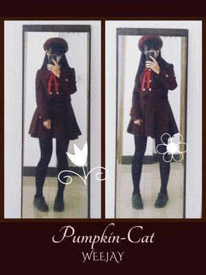 WeeJay_V_みく♡'s 「PumpkinCat」themed photo (2017/06/14)