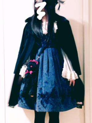 蝶華の「ロリィタ」をテーマにしたコーディネート(2017/06/14)