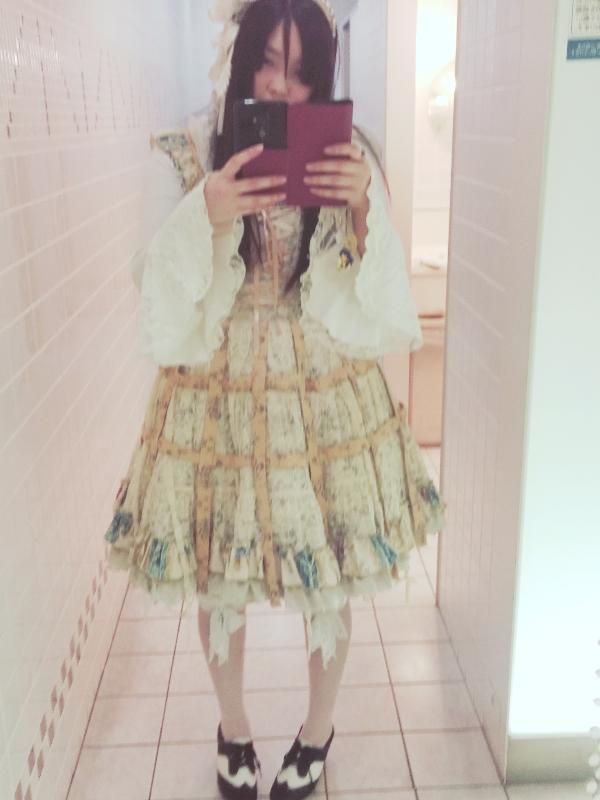 是蝶華以「ロリィタ」为主题投稿的照片(2017/06/14)