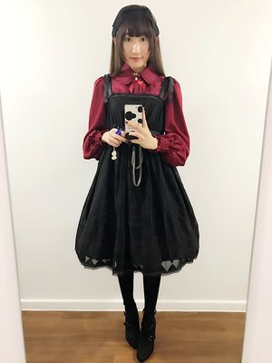 千芷萤's 「Black」themed photo (2017/06/15)