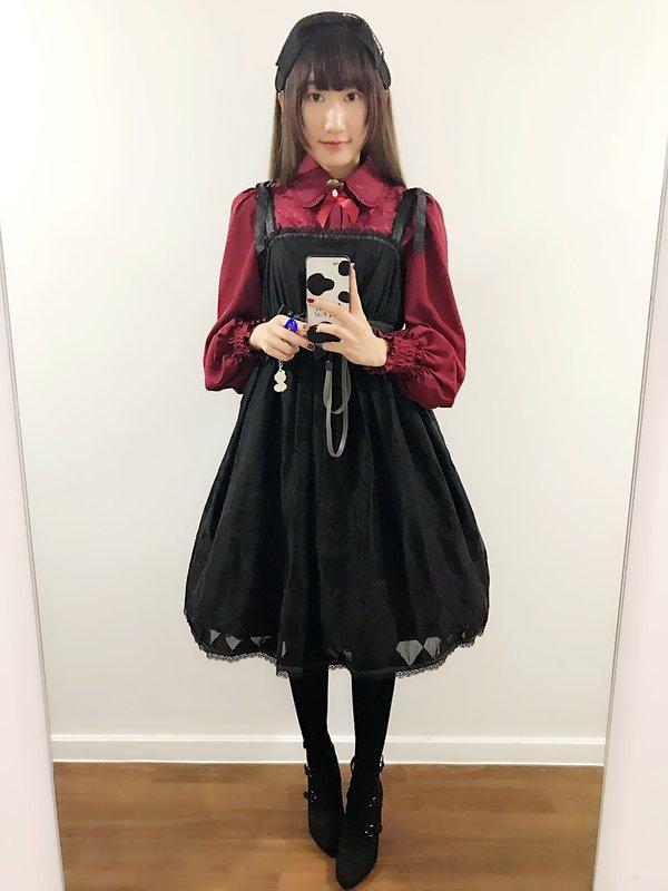 是千芷萤以「Black」为主题投稿的照片(2017/06/15)