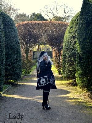 EvilQueen's 「Gothic Lolita」themed photo (2017/06/16)