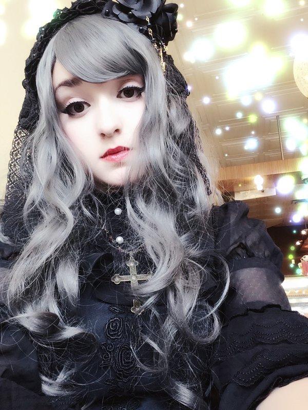 Mochititsの「Gothic」をテーマにしたコーディネート(2016/07/15)