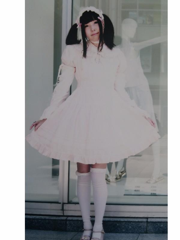 蝶華の「Lolita」をテーマにしたコーディネート(2017/06/16)