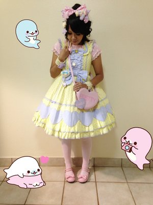 korilakkumi's 「Angelic pretty」themed photo (2016/07/15)
