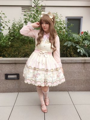 是rabbit_winner以「Angelic pretty」为主题投稿的照片(2016/07/16)