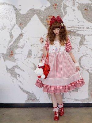 是彻丽_赞比以「Angelic pretty」为主题投稿的照片(2017/06/21)