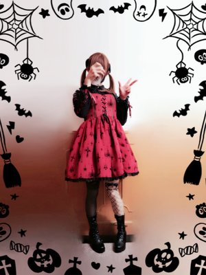 布団子's 「Angelic pretty」themed photo (2017/06/22)