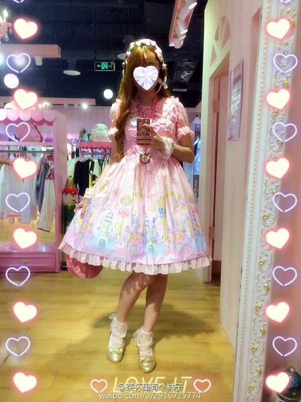 切个西瓜吃吃先's 「Angelic pretty」themed photo (2017/06/22)